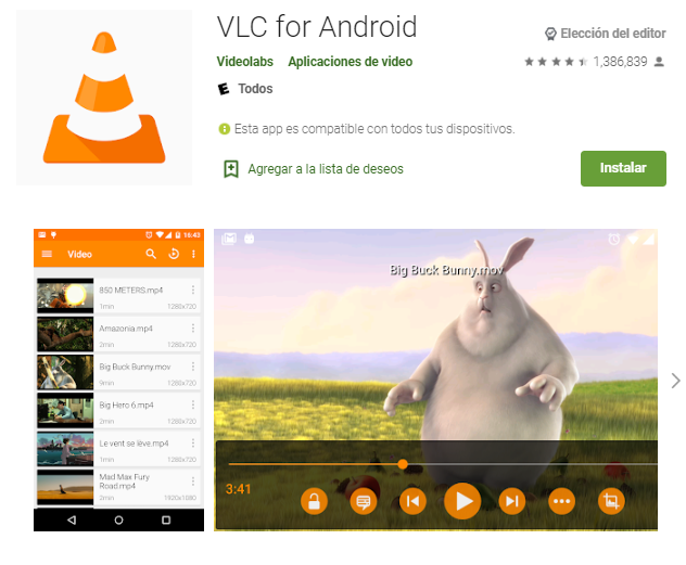 vlc-android-iptv